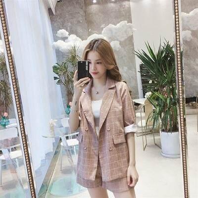 (Pre Order14 Days JYS Fashion Korean Style Women Blazer Suit Collection 525a-3357col525a-3357--Pink -S