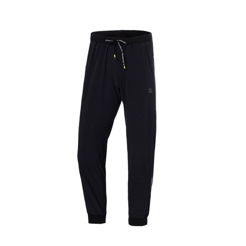 Li-Ning Women's Trackpants - Black AYKQ134-1
