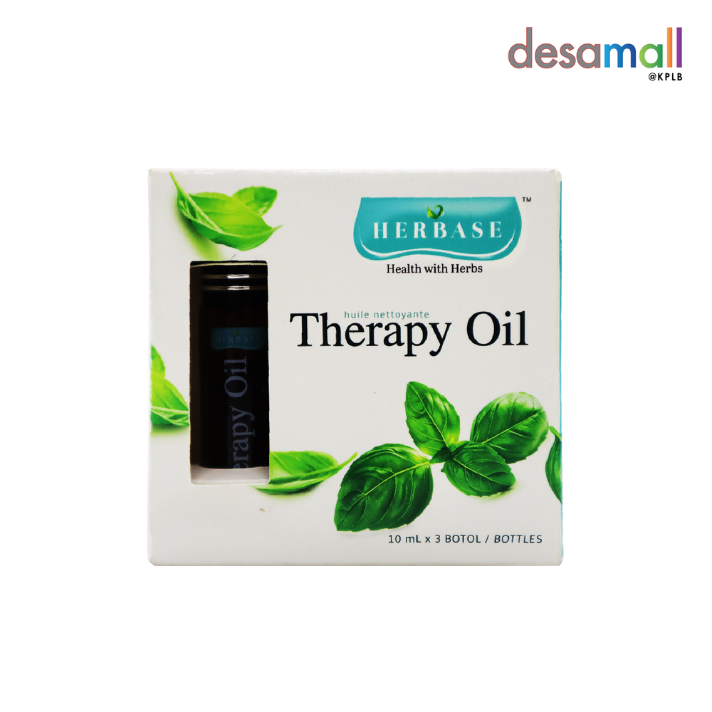 HERBASE Therapy Oil (10ml x 3)