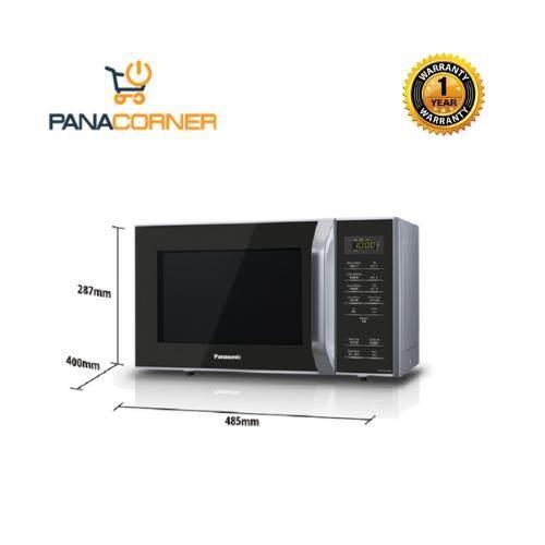 Panasonic 25L Solo Microwave Oven NN-ST34HMMPQ (Black & Silver )