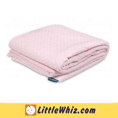 ComfyBaby: Comfy Living - Comforter - PINK DOT