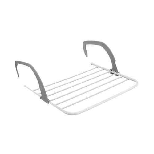 Clothes Drying Rack FoldableLarge Gray68*40cm (Gray)