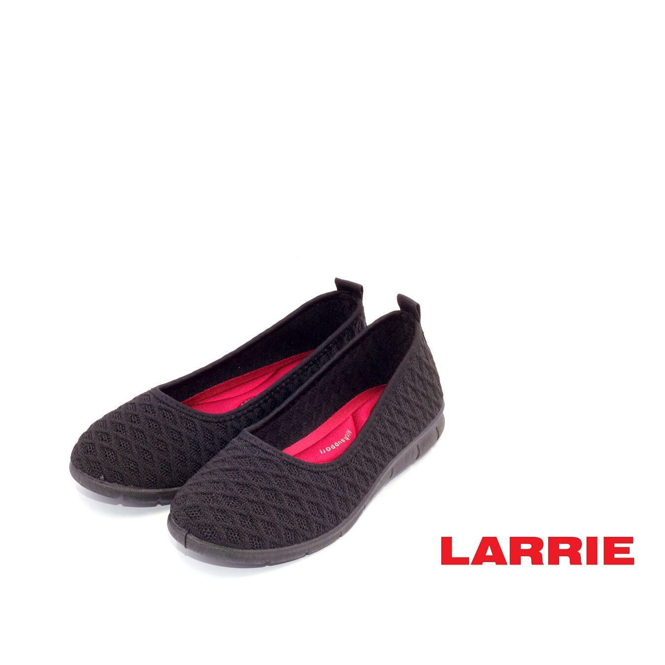 LARRIE Kasut Perempuan Light Weight Comfy Sneakers Women  - L62018-TF01SV