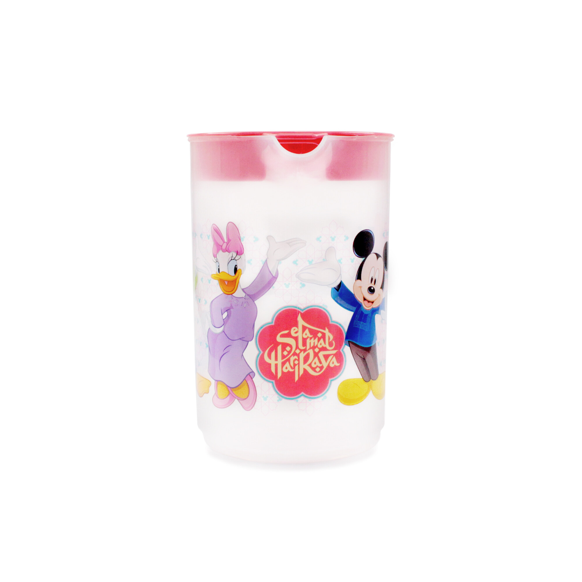 Disney Mickey And Friends Raya Latest Edition Water Jug 2200ML -Red Colour