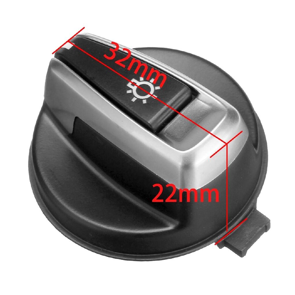 Car Lights - Car AUTO Headlight Switch Button Fit For BMW 1 3 Series E88 E82 E90 E91 X1 E84 - Replacement Parts
