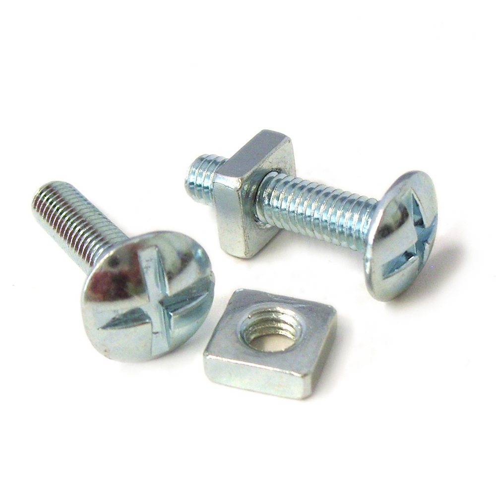 Roofing Bolt & Nuts (1Packing / 144Pcs)