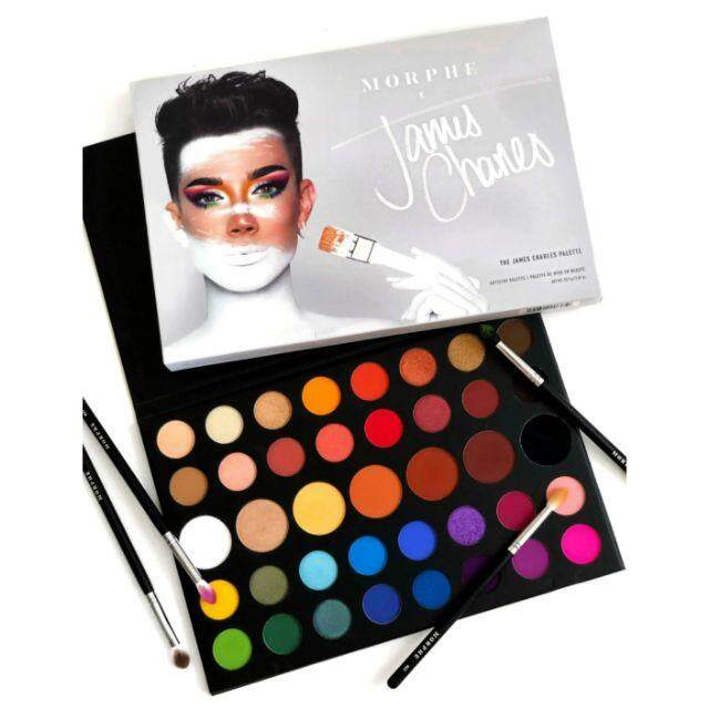 FREE GIFTThe James Charles Artistry 39 Colour Eyeshadow Big Palette