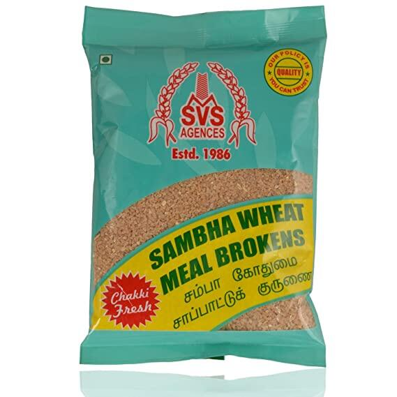 SVS AGENCES WHEAT MEAL BROKEN 400G