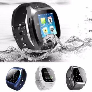 Còn Hàng đồng Hồ Thông Minh 2021 Chính Hãng Đồng Hồ Thông Minh Chống Nước M26, Đồng Hồ Thông Minh Bluetooth Cho Nam Nữ Màn Hình Cảm Ứng 1.4 Đồng Bộ Đếm Bước Gọi Điện Thoại Chống Mất Dành Cho Điện Thoại Thông Minh Samsung HTC LG Android IOS thumbnail
