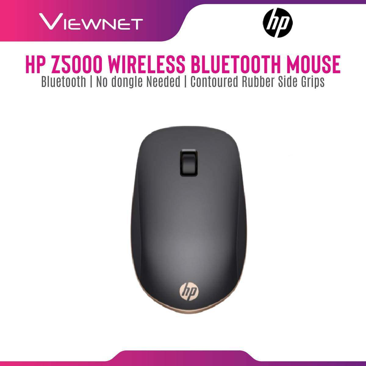 Hp Wireless Bluetooth Mouse Z5000 (W2Q00AA#UUF)