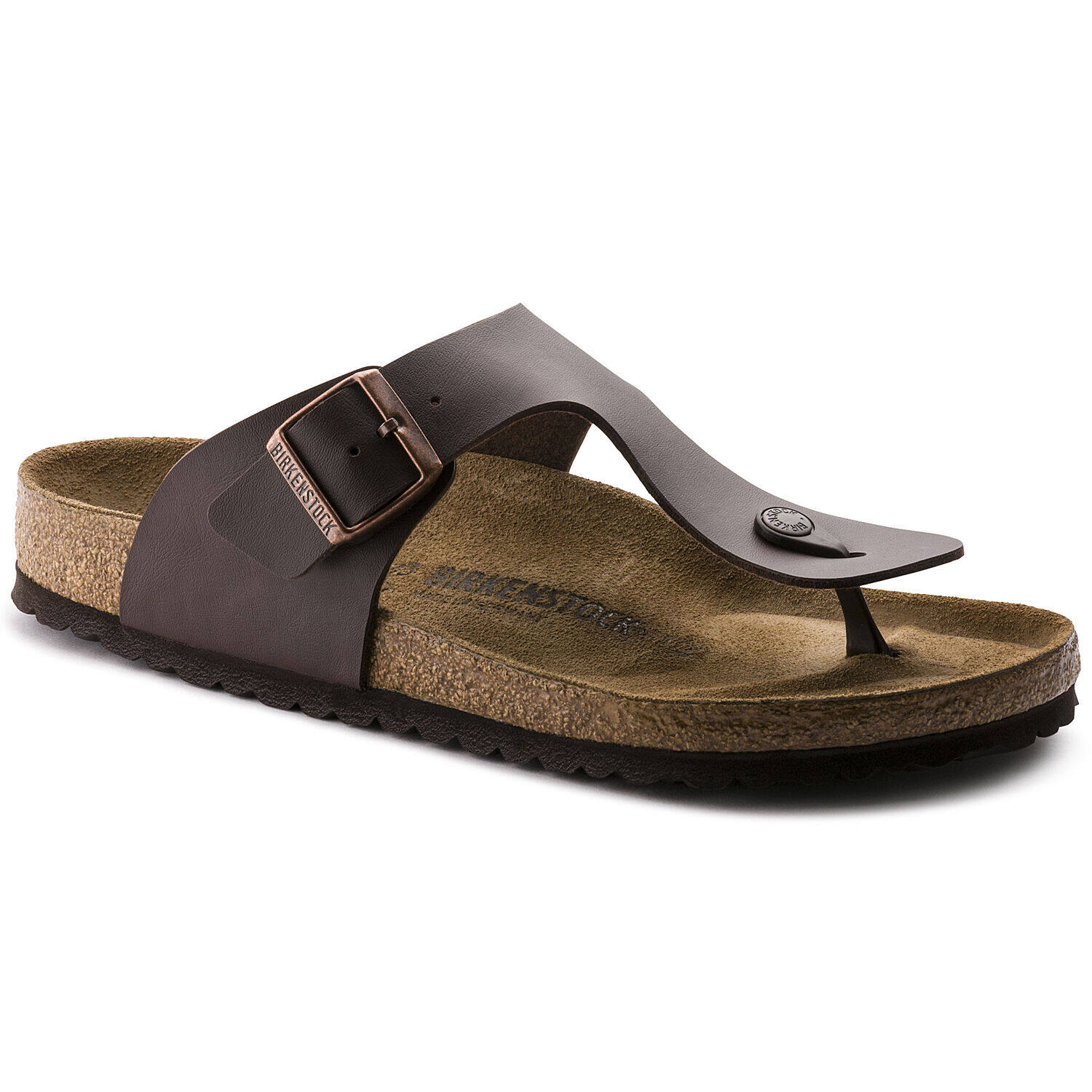 Birkenstock Ramses 44701-Dark Brown