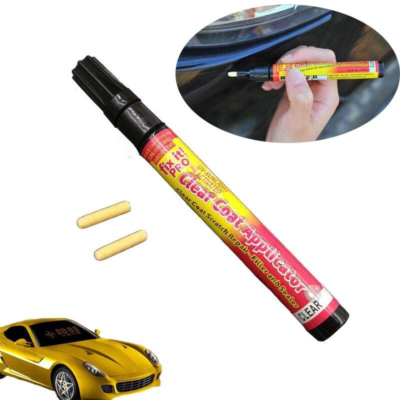 Fix It Pro Car Scratch Repair Remover Pen Clear Coat/ Touch Up Clear Scratches Repair Painting Pen Pen Hilang Calar Kereta Car Coat Paint Pen ?????