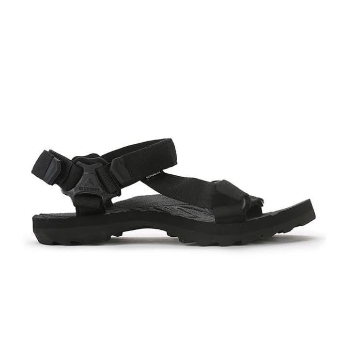 (PRE-ORDER) Eiger Ugimba Roll Strap Sandals - Black  (ETA:2020-09-30)