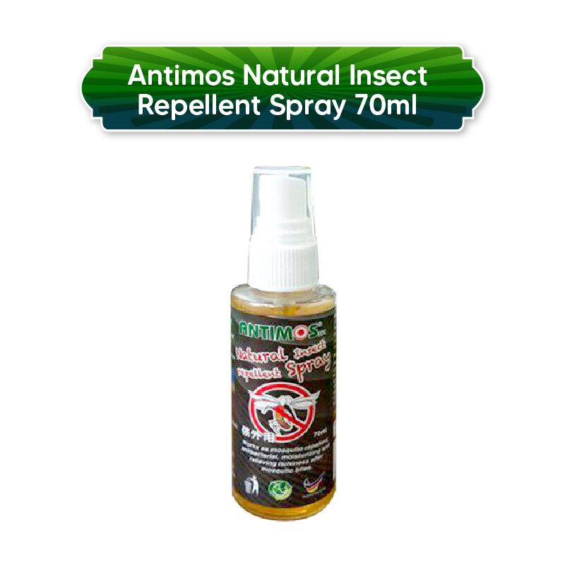 Antimos Natural Insect Repellent Spray