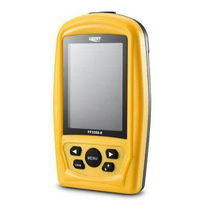 LUCKY FF3308 - 8 Underwater Video Camera Fish Finder (YELLOW)