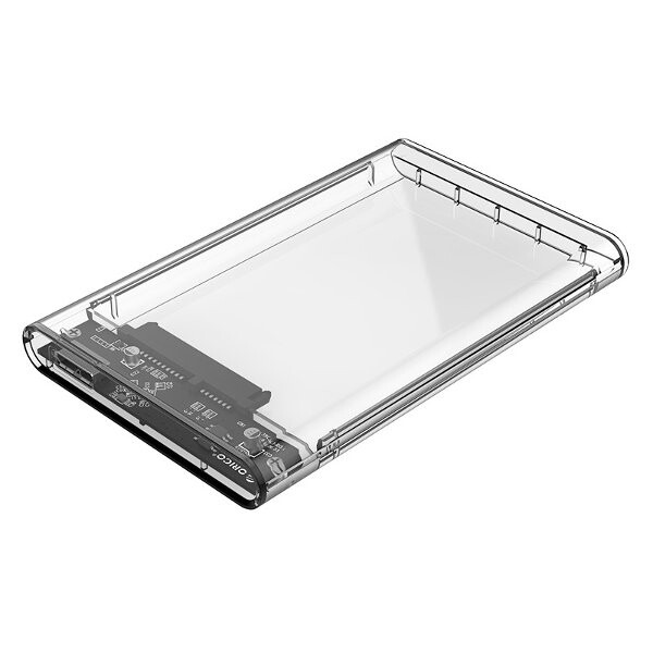 External Hard Drives - USB 3.0 to SATA Hard Drive Enclosure Caddy Case For 2.5 HDD / SSD External - Storage