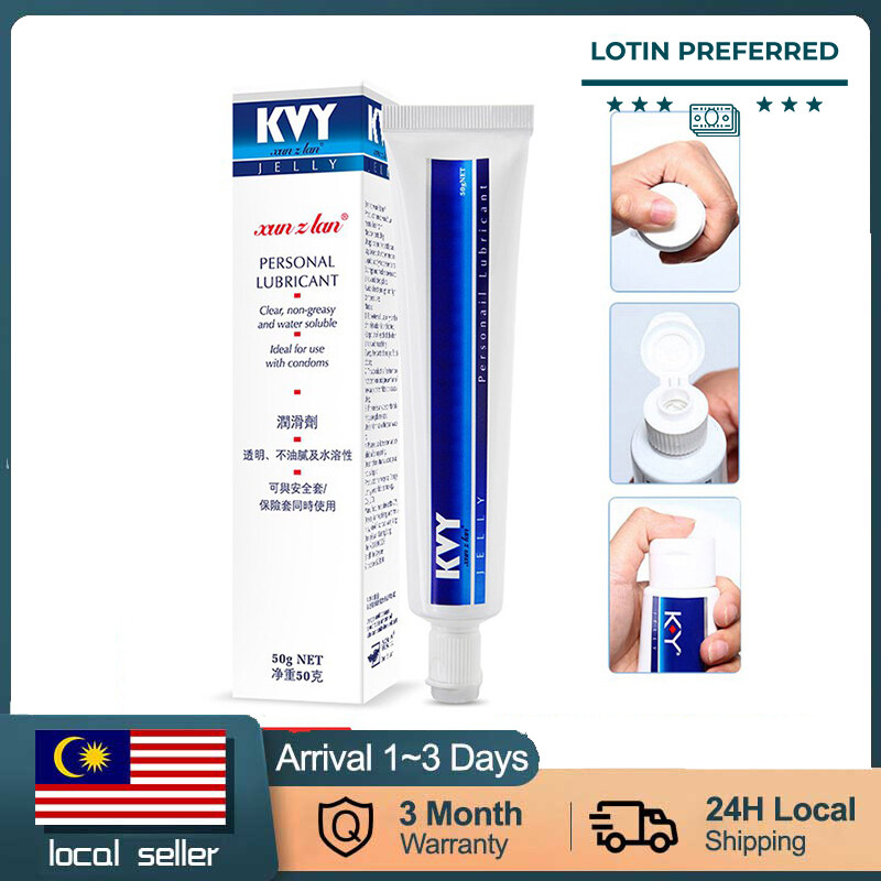 【READY STOCK】Lubricant Wholesales KY Jelly Personal Water Soluble Lubricant Oil Water-Based Clear Odorless Premium Quality And Silky Smooth Massage Water So lubricant gel Sex Toy Mainan Seks lubricants sex gel lube lubricant water based sex lubrication