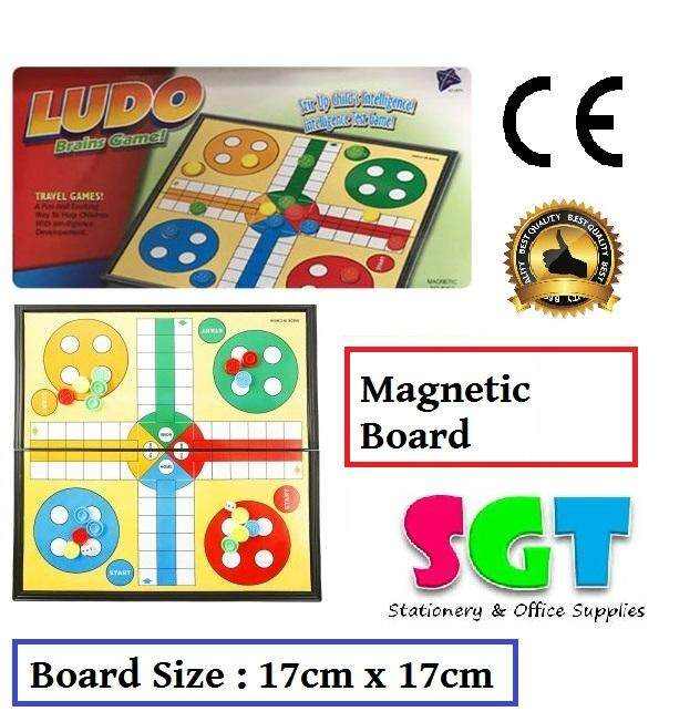LUDO Magnetic Game (8302)