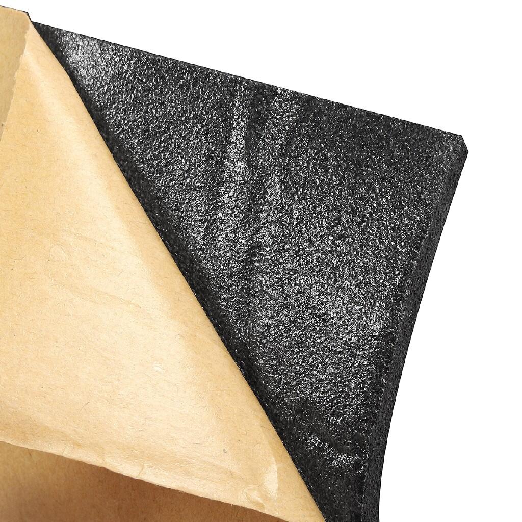 Mirrors & Wall Art - 1mx2m Roll 6mm Car Van Closed Cell Insulation Foam Mat - Home Decor
