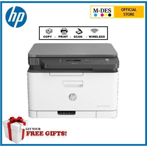 HP Color Laserjet Printer MFP 178nw [READY STOCK]