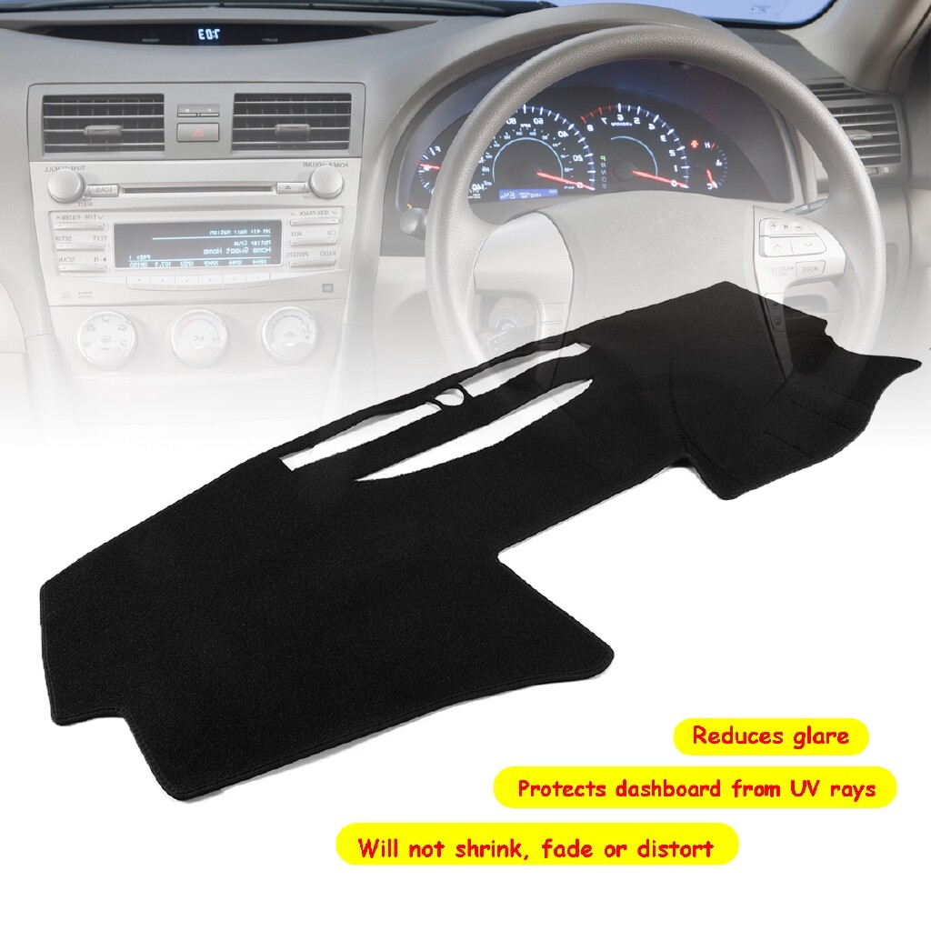 Automotive Tools & Equipment - Fit For Toyota Camry 2007-2011 DashMat Dash Cover Dashboard Mat Car Interior Pad - Car Replacement Parts