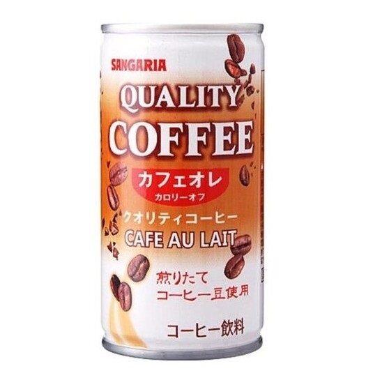 SANGARIA Quality Coffee (Milk Coffee) 185g (6317)
