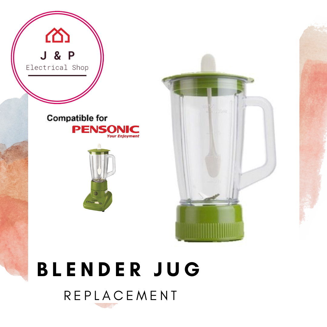 BLENDER JUG REPLACEMENT 1L ( PENSONIC) 搅拌机杯 1升 [READY STOCK 现货]1357210211-1597908708120-0