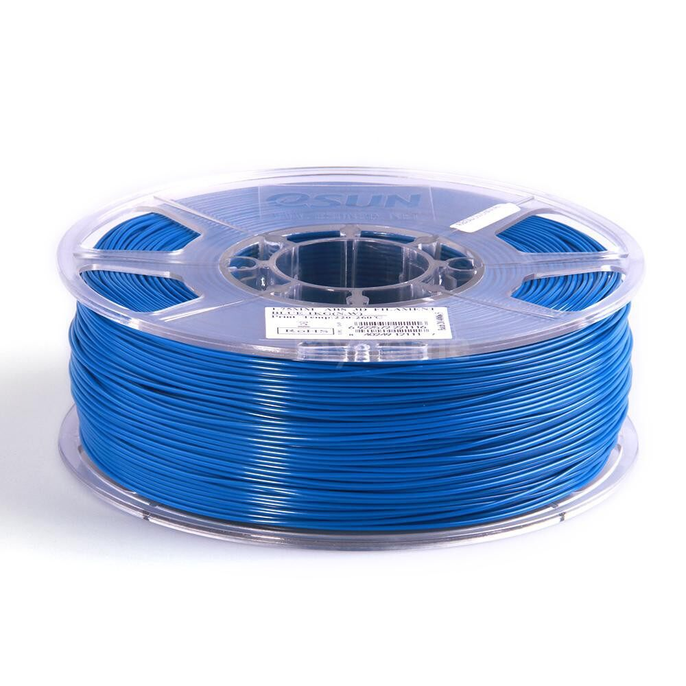 Printers & Projectors - ABS 3D Printer Filament Dimensional Accuracy +/- 0.05mm Consumables 1kg Spool 1.75 mm Material - BLUE / NATURAL / YELLOW / RED / GREEN / WHITE / BLACK