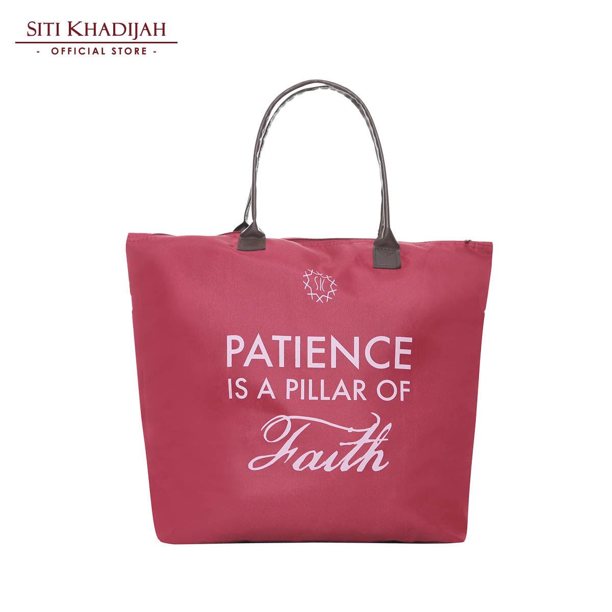 Siti Khadijah Tote Bag Patience