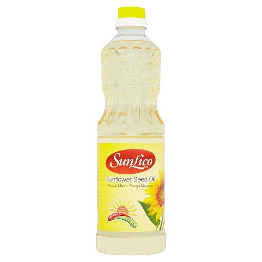 SUNLICO SUNFLOWER SEED OIL 1KG