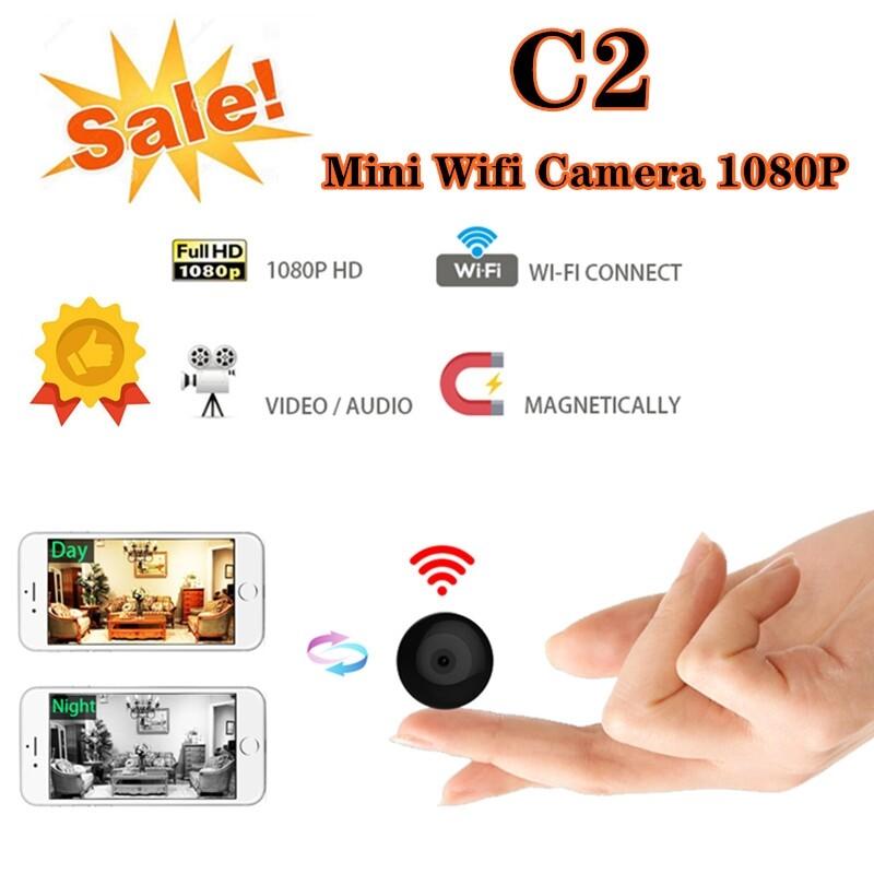 MINI WIFI camera HD 1080P Infrared Night Vision Sport DV DVR Micro Camcorder Motion Sensor Home