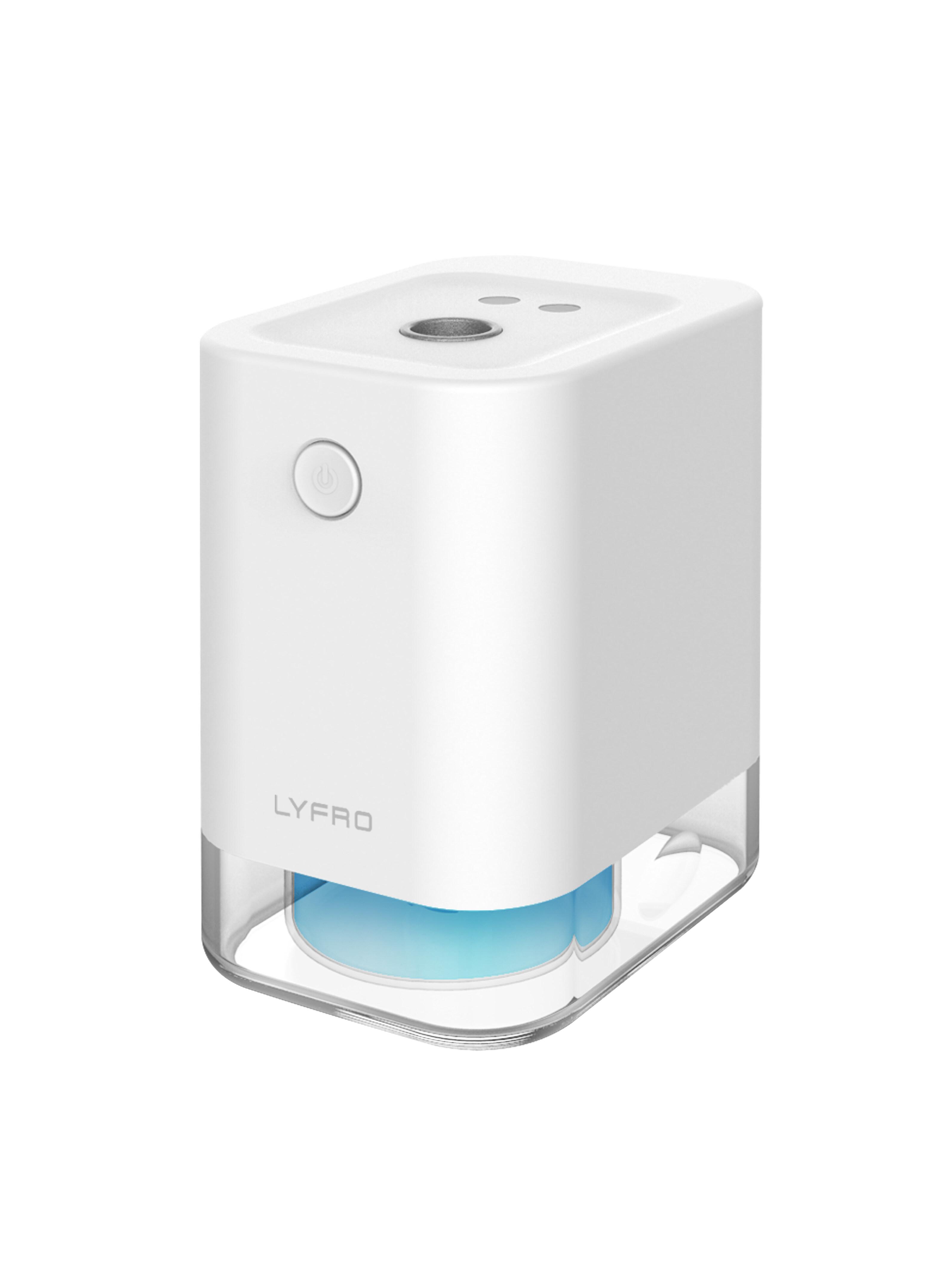 Lyfro Flow Portable SMART Sanitizing Mist Dispenser