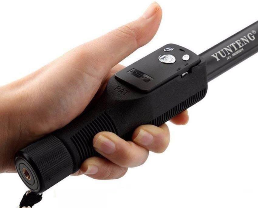 Yunteng YT-1288 Bluetooth Wireless Extendable Handheld Selfie Stick Monopod With Zoom
