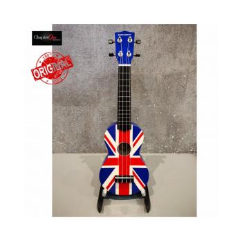 Union Jack - Soprano Ukulele