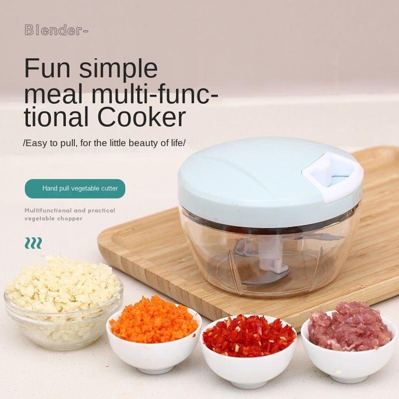 [My Cooking Story / MyCookingStory] VEGETABLE CHOOPER LARGE 480ML (PINK)