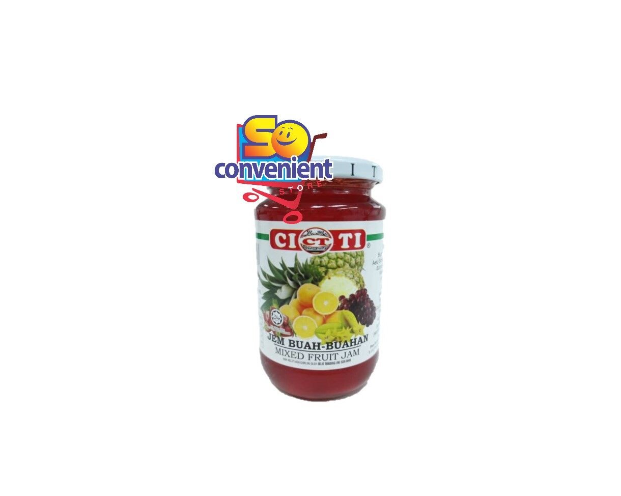 Citi Jam Mixed Fruit 450g