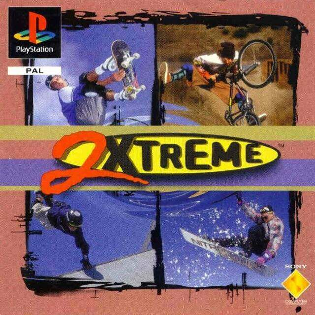 PS1 Game 2XTREME