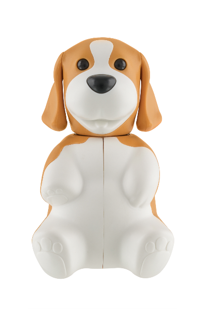 Flipper Tooth Brush Holder - My Puppy 2 Beagle / Std