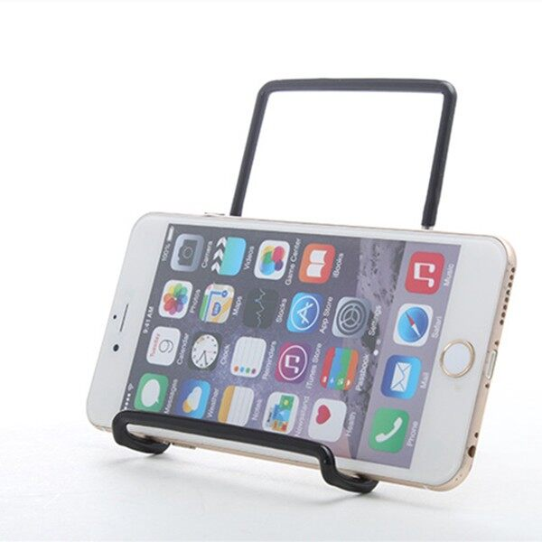 Phone Holder & Stand - Universal Lazy Holder Desktop Phone Stand for Xiaomi Samsung iPh iPad - SMALL / LARGE