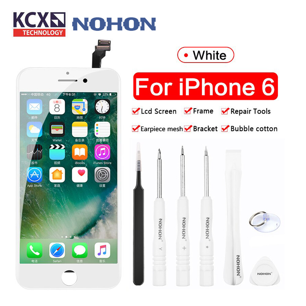 Nohon LCD Screen for iPhone 6 / iPhone 6 Plus / iPhone 6s / iPhone 6s Plus
