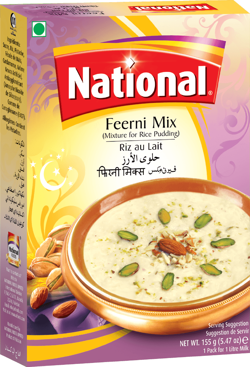 NATIONAL FEERNI MIX/ READY TO COOK 155 GM