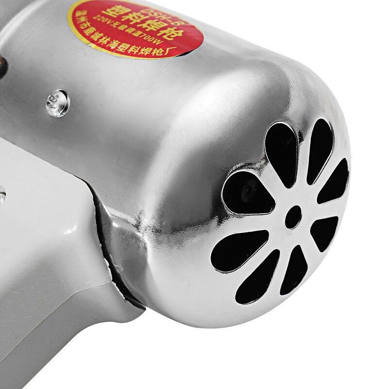 DIY Tools - PlasticAir Gun Welding Torch Adjust Temperature - Home Improvement