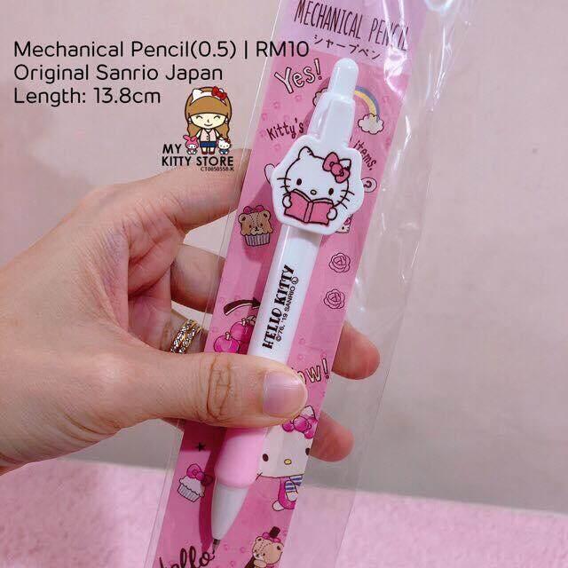 Sanrio Hello Kitty Ballpoint Pen Mechanical Pencil