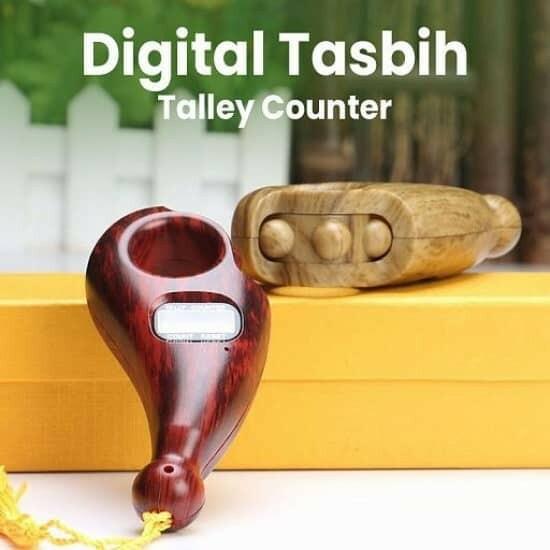 Tasbih Digital Muslim Prayer Counter