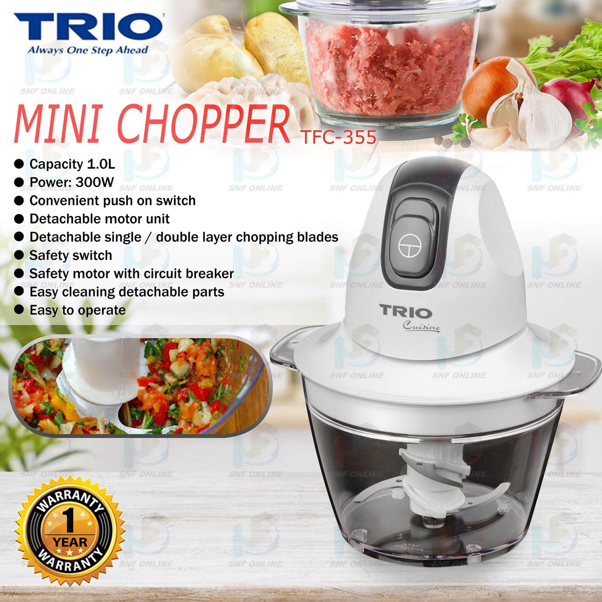 TRIO Mini Chopper TFC-355