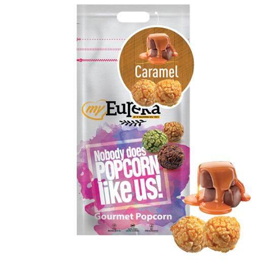 Eureka Caramel Popcorn Snack (Aluminium Pack)