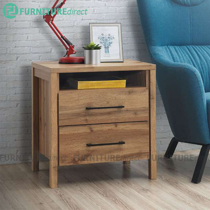 MORRIS RUSTIC LOOK END TABLE DU1011