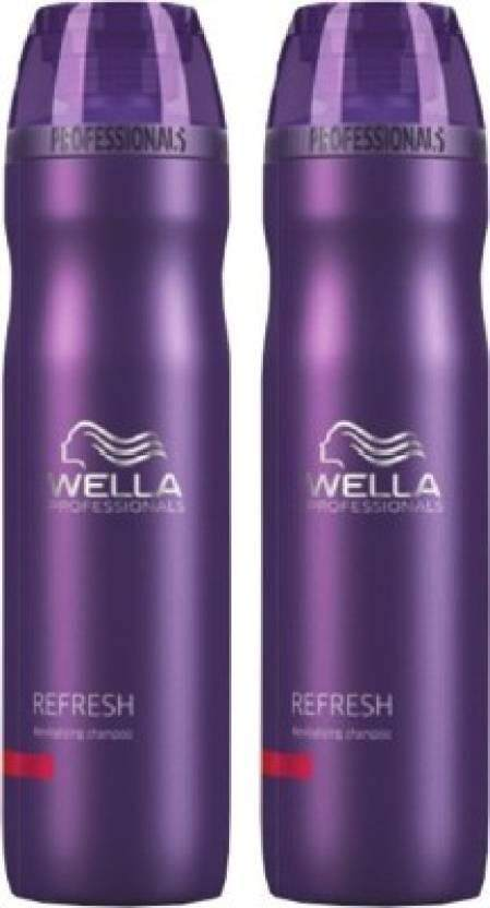 Wella Professional Refresh Refreshing Shampoo -250ML [Whole Sales]