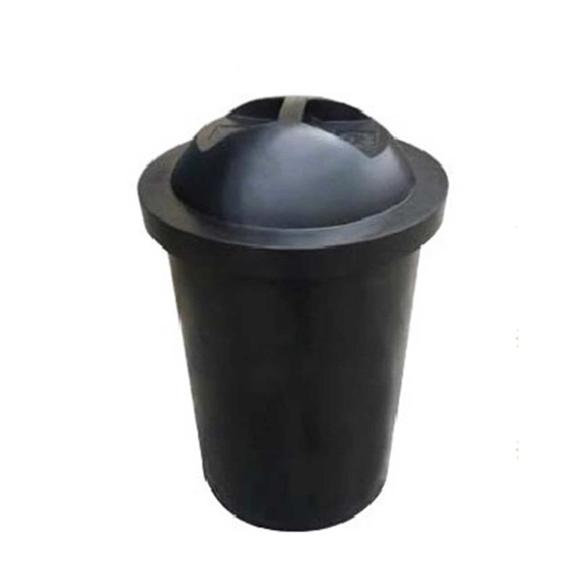 Rivershop 120Litres KISO Polyethylene Garbage Rubbish Trash Can Wastebin