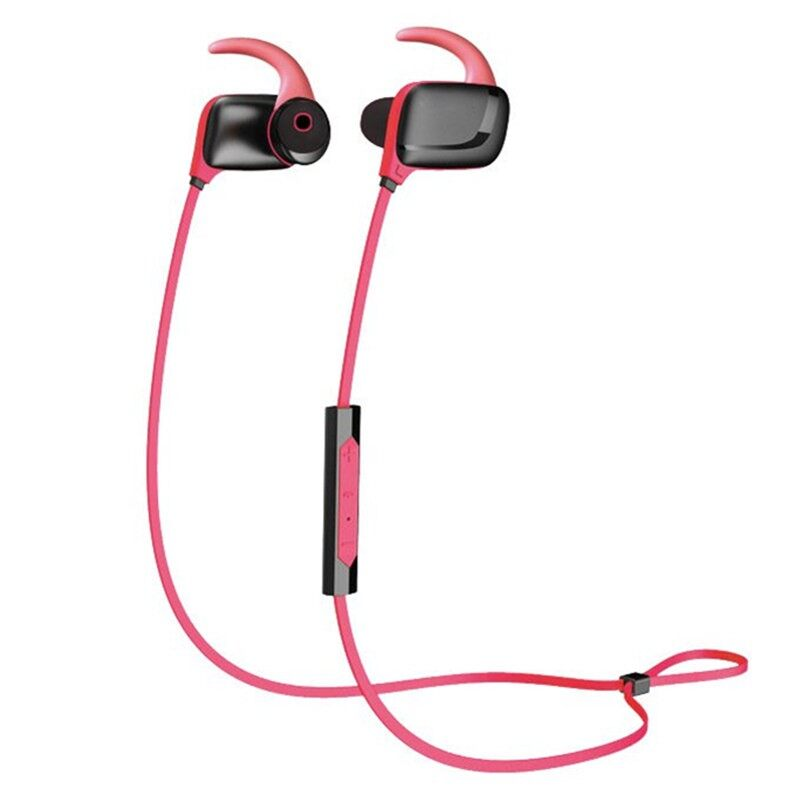On-Ear Headphones - H919 BLUETOOTH Earphone IPX4 Sports Noise Cancelling Earphone With Mic - RED / BLUE / BLACK / GREEN